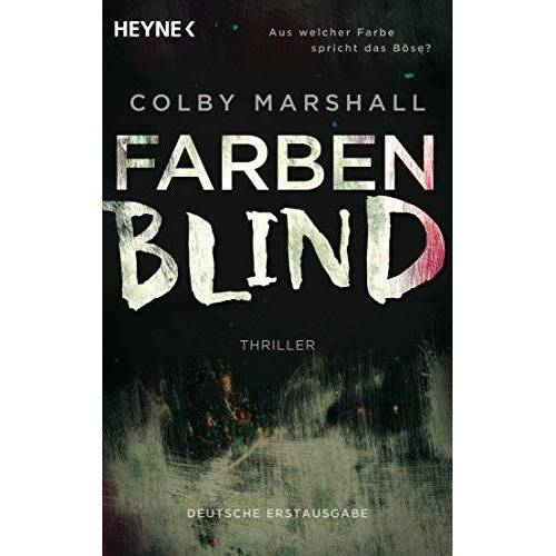 Marshall Farbenblind: Thriller - Preis vom 18.04.2021 04:52:10 h