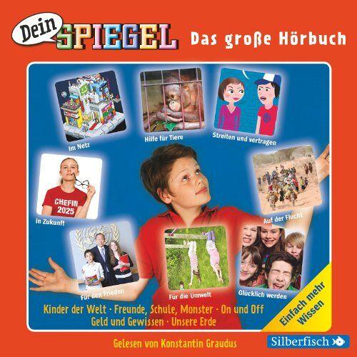 Various - Dein Spiegel - Das große Hörbuch: Einfach mehr wissen : 2 CDs - Preis vom 19.10.2020 04:51:53 h