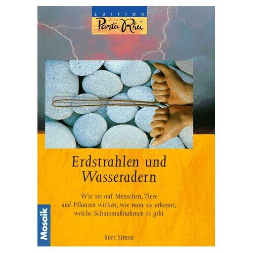 Kurt Simon - Erdstrahlen und Wasseradern - Preis vom 21.10.2020 04:49:09 h