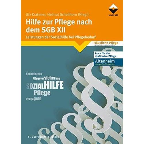 Utz Krahmer - Hilfe zur Pflege nach dem SGB XII - Preis vom 01.03.2021 06:00:22 h