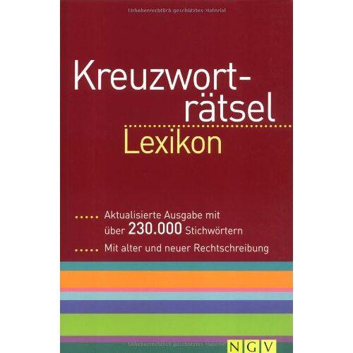 - Kreuzworträtsellexikon - Preis vom 06.05.2021 04:54:26 h