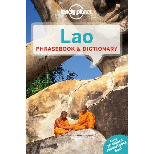 Aa.Vv. - Lao Phrasebook & Dictionary (Lonely Planet Phrasebook and Dictionary) - Preis vom 15.04.2021 04:51:42 h
