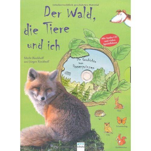 Jürgen Rieckhoff - Der Wald, die Tiere und ich: Die Welt und ich - Preis vom 21.10.2020 04:49:09 h