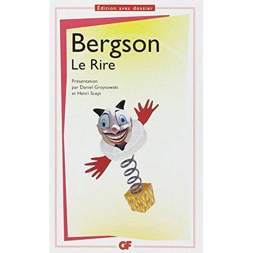 Henri Bergson - Le Rire - Preis vom 06.09.2020 04:54:28 h