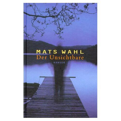 Mats Wahl - Der Unsichtbare - Preis vom 16.05.2021 04:43:40 h
