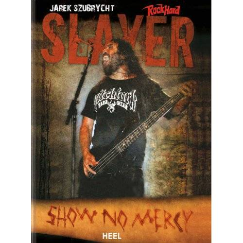 Jarek Szubrycht - Slayer - No mercy. - Preis vom 11.05.2021 04:49:30 h