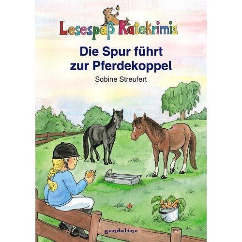 Sabine Streufert - Die Spur führt zur Pferdekoppel - Preis vom 18.04.2021 04:52:10 h