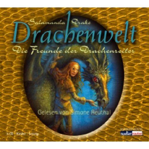 Salamanda Drake - Drachenwelt - Die Freunde der Drachenreiter - Preis vom 05.09.2020 04:49:05 h