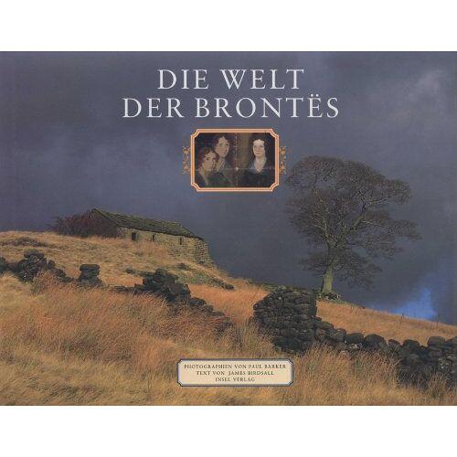 James Birdsall - Die Welt der Brontës - Preis vom 11.04.2021 04:47:53 h
