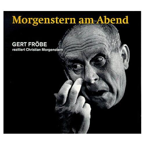 Christian Morgenstern - Morgenstern am Abend. CD - Preis vom 10.05.2021 04:48:42 h