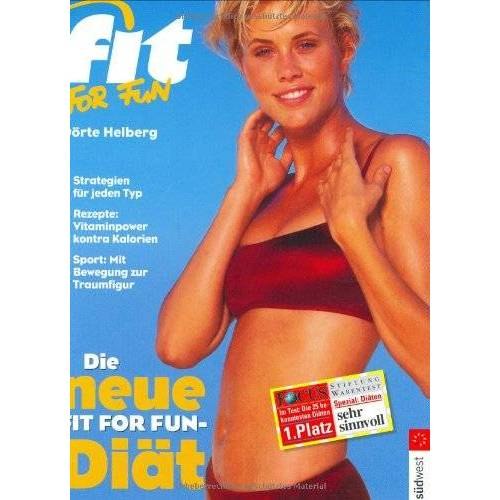Dörte Helberg - Die neue Fit for Fun Diät. - Preis vom 16.01.2021 06:04:45 h