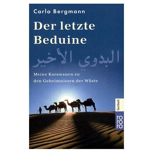 Carlo Bergmann - Der letzte Beduine - Preis vom 17.04.2021 04:51:59 h