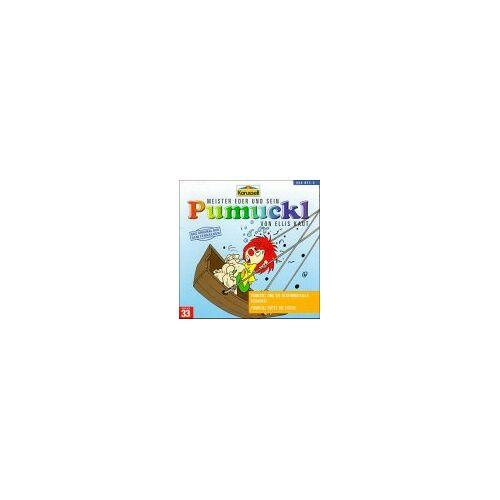 Ellis Kaut - Der Meister Eder und sein Pumuckl - CDs: Pumuckl, CD-Audio, Folge.33, Pumuckl und die geheimnisvolle Schaukel - Preis vom 04.09.2020 04:54:27 h