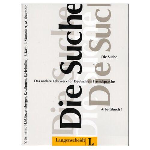 Volker Eismann - Die Suche, Arbeitsbuch: Arbeitsbuch 1 - Preis vom 01.11.2020 05:55:11 h