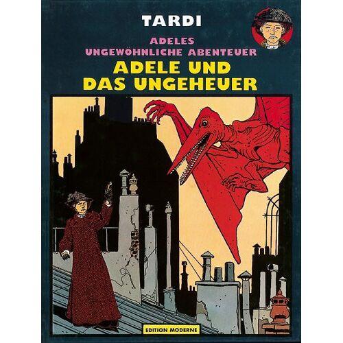 Jacques Tardi - Adele und das Ungeheuer - Preis vom 14.05.2021 04:51:20 h