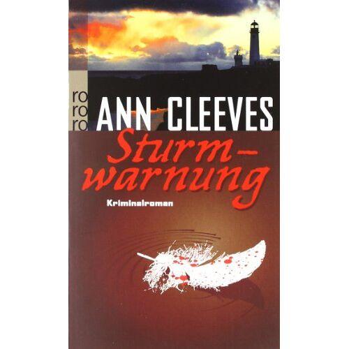 Ann Cleeves - Sturmwarnung - Preis vom 15.01.2021 06:07:28 h