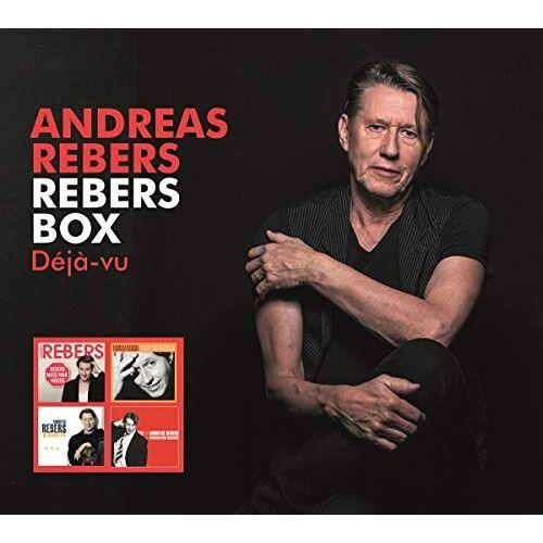 Andreas Rebers - Andreas Rebers – Box: WortArt - Preis vom 21.10.2020 04:49:09 h