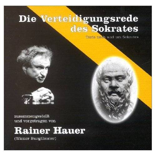 Sokrates - Die Verteidigungsrede des Sokrates. CD - Preis vom 04.10.2020 04:46:22 h