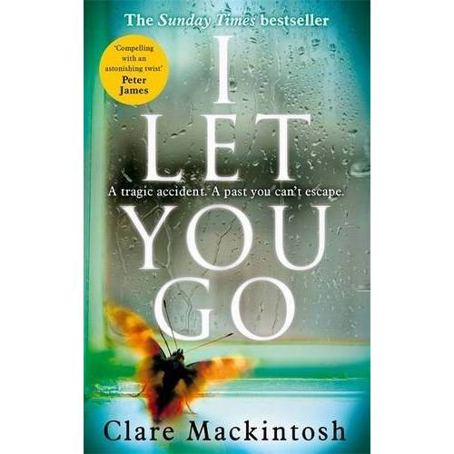 Clare Mackintosh - I Let You Go - Preis vom 16.05.2021 04:43:40 h