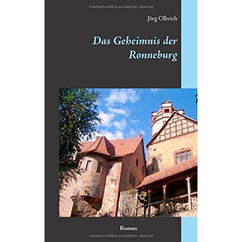 Jörg Olbrich - Das Geheimnis der Ronneburg - Preis vom 20.10.2020 04:55:35 h
