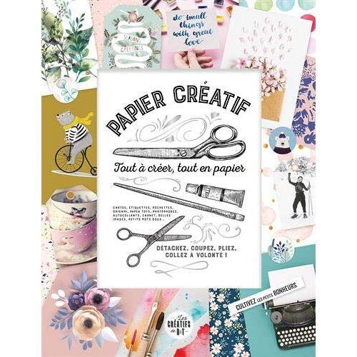 - Papier créatif : Tout à créer, tout en papier ! - Preis vom 28.02.2021 06:03:40 h