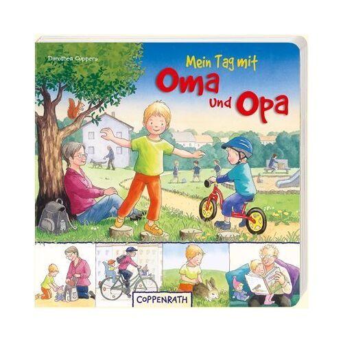 Dorothea Cüppers - Mein Tag mit Oma und Opa - Preis vom 16.05.2021 04:43:40 h