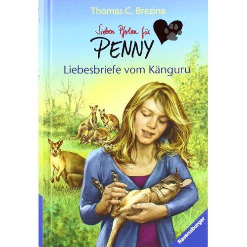 Brezina, Thomas C. - Sieben Pfoten für Penny 30: Liebesbriefe vom Känguru - Preis vom 17.04.2021 04:51:59 h