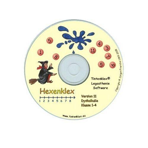 Jürgen Frerichs - Hexenklex Version 11: Dyskalkulie, Klasse 1-4 - Preis vom 25.10.2020 05:48:23 h