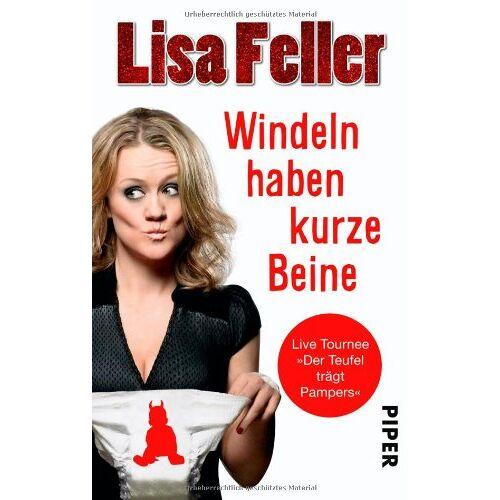 Lisa Feller - Windeln haben kurze Beine - Preis vom 12.11.2019 06:00:11 h