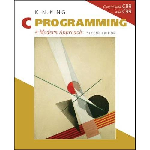 King, K. N. - C Programming - Preis vom 28.02.2021 06:03:40 h