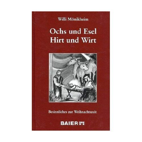 Willi Mönikheim - Ochs und Esel - Hirt und Wirt - Preis vom 16.05.2021 04:43:40 h