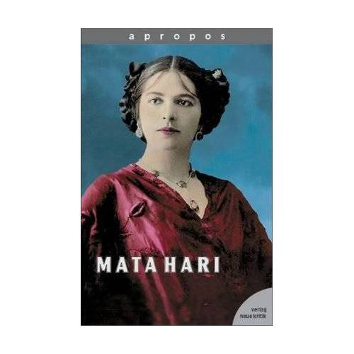 Christine Lüders - Apropos, Bd.8, Mata Hari - Preis vom 08.05.2021 04:52:27 h