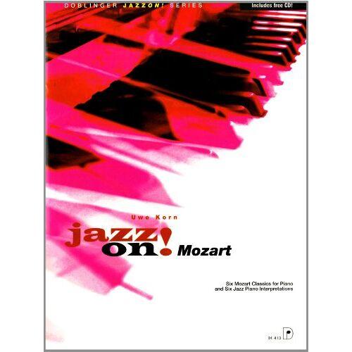 Mozart, Wolfgang Amadeus - Jazz on Mozart. Klavier - Preis vom 20.10.2020 04:55:35 h