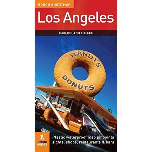 Rough Guides - Rough Guide Map Los Angeles (Rough Guide City Maps) - Preis vom 09.04.2021 04:50:04 h