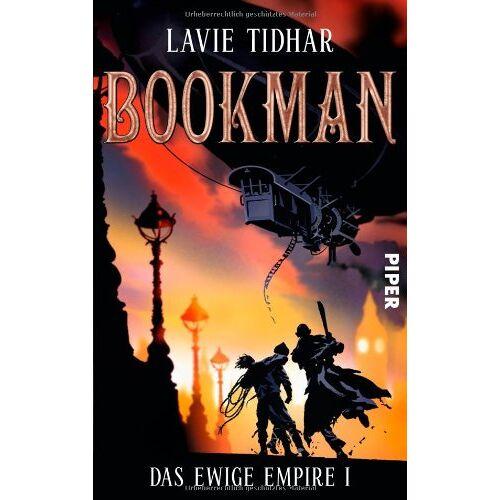Lavie Tidhar - Bookman: Das Ewige Empire 1 - Preis vom 16.04.2021 04:54:32 h