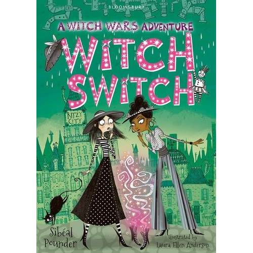 Sibéal Pounder - Witch Switch (Witch Wars) - Preis vom 09.04.2021 04:50:04 h
