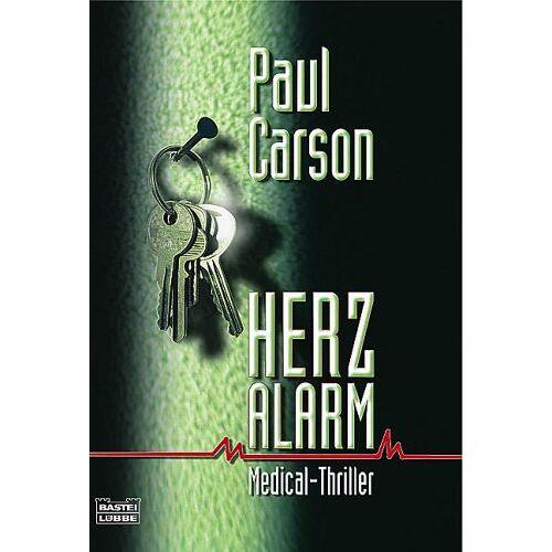Paul Carson - Herzalarm - Preis vom 18.04.2021 04:52:10 h