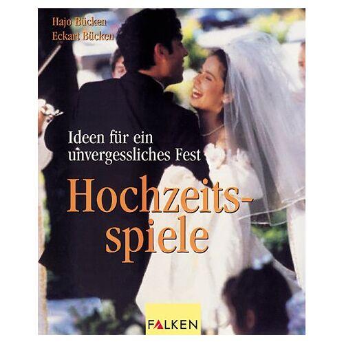 Hajo Bücken - Hochzeitsspiele - Preis vom 21.10.2020 04:49:09 h