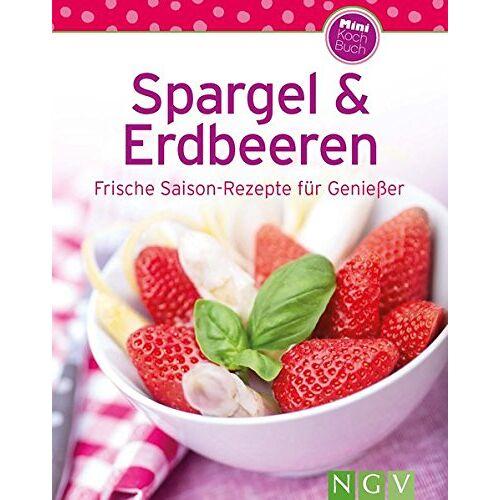 - Spargel & Erdbeeren (Minikochbuch): Frische Saison-Rezepte für Genießer (Minikochbuch Relaunch) - Preis vom 05.09.2020 04:49:05 h