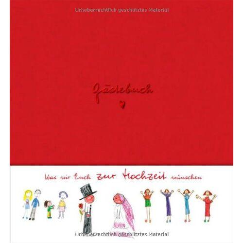 kein Autor - Gästebuch: Was wir Euch zur Hochzeit wünschen - Preis vom 19.02.2020 05:56:11 h