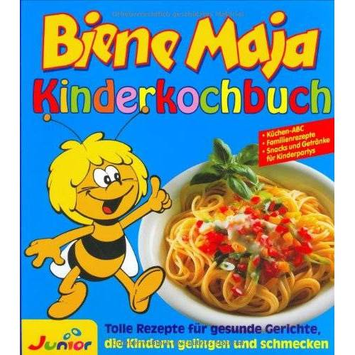 - Biene Maja Kinderkochbuch - Preis vom 18.04.2021 04:52:10 h