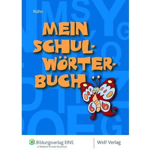 Peter Kühn - Mein Schulwörterbuch - Preis vom 15.01.2021 06:07:28 h