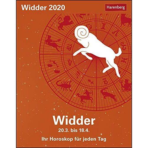 Robert Satorius - Widder 2020 11x14cm - Preis vom 26.02.2021 06:01:53 h