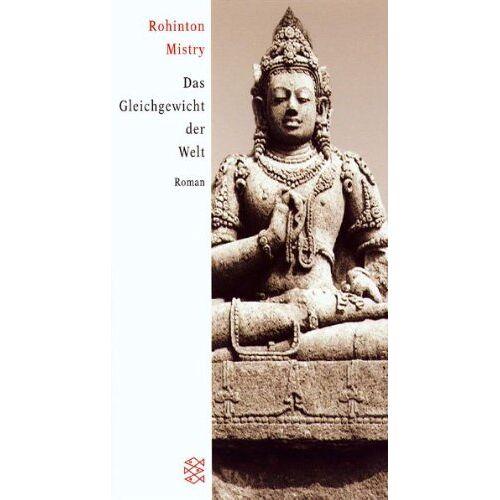 Rohinton Mistry - Das Gleichgewicht der Welt. - Preis vom 14.05.2021 04:51:20 h