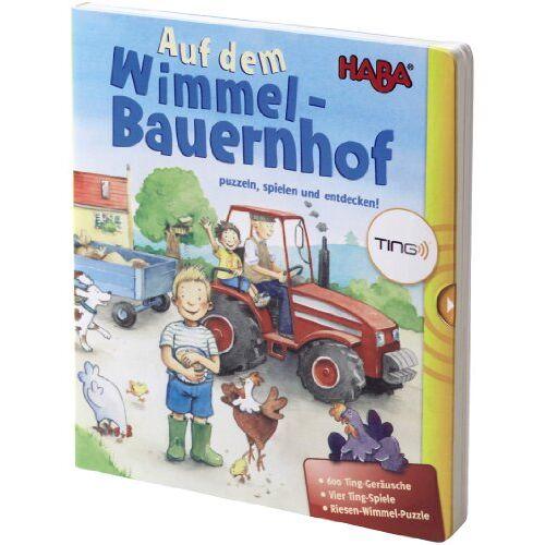 Katharina Wieker - TING - Auf dem Wimmelbauernhof - Preis vom 12.04.2021 04:50:28 h