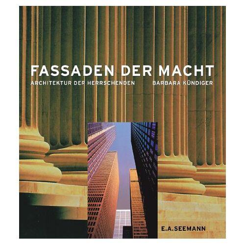 Barbara Kündiger - Fassaden der Macht - Preis vom 21.10.2020 04:49:09 h