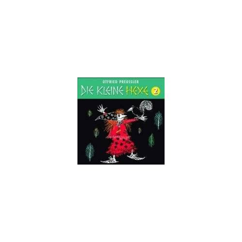 Otfried Preußler - Die kleine Hexe (Neuproduktion) - CD: Die kleine Hexe 2. Neuproduktion: FOLGE 2 - Preis vom 05.09.2020 04:49:05 h