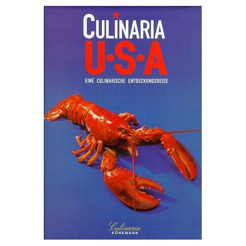 Randi Danforth - Culinaria. USA. Eine culinarische Entdeckungsreise - Preis vom 21.01.2020 05:59:58 h