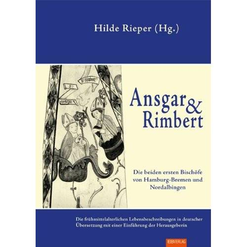 Hilde Rieper - Ansgar und Rimbert - Preis vom 07.05.2021 04:52:30 h