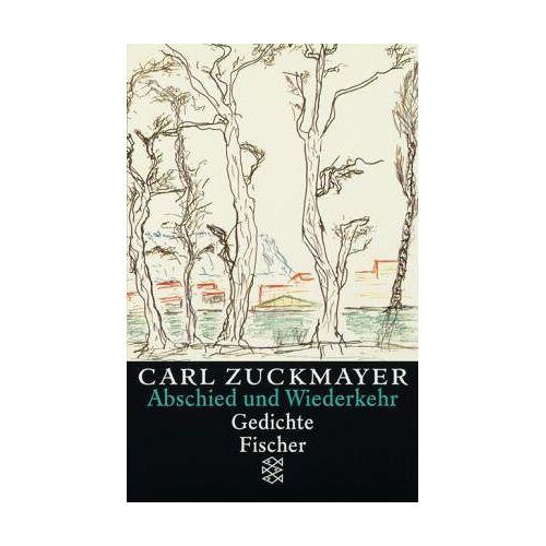 Carl Zuckmayer - Abschied und Wiederkehr: Gedichte - Preis vom 06.05.2021 04:54:26 h